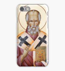 St Nicholas of Myra iPhone Case/Skin
