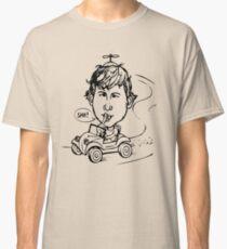 Rude Man Who Shushes, Please Call Classic T-Shirt