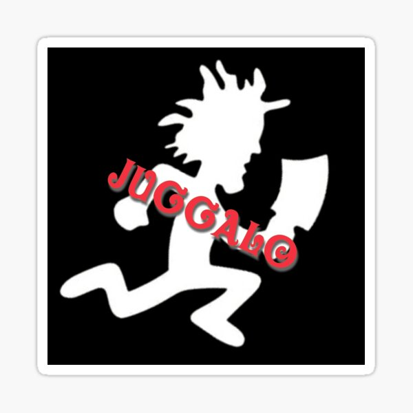 Juggalo Sticker