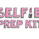 Selfie Prep Kit by Maria Alyssa Martinez