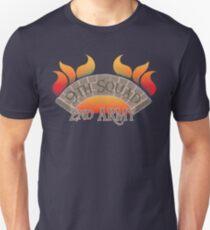 Bridgeburners armies regiments DISTRESSED  Unisex T-Shirt