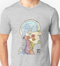 Anatomy of The Human Mind Unisex T-Shirt