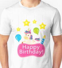 Unicorn Lovers - 008 Unisex T-Shirt