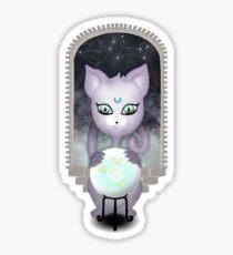 Mystic Miku | Crystal Ball | Close up Sticker