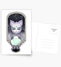 Mystic Miku | Crystal Ball | Close up Postcards