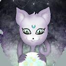 Mystic Miku | Crystal Ball | Close up by LolitasAdorned