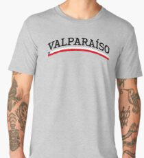 Valparaiso Chile Men's Premium T-Shirt