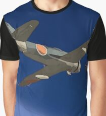 Zero Japanese Warbird [comics edition 3] Graphic T-Shirt