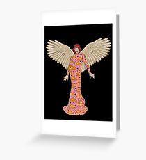 HEAVENLY ANGEL Greeting Card