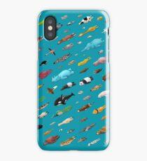 Sleeping Animals iPhone Case