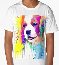 Cavalier King Charles Spaniel Long T-Shirt