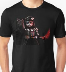 Black cat warrior Unisex T-Shirt