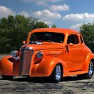 1937 Chevrolet Coupe by TeeMack