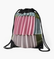 New York Night Drawstring Bag