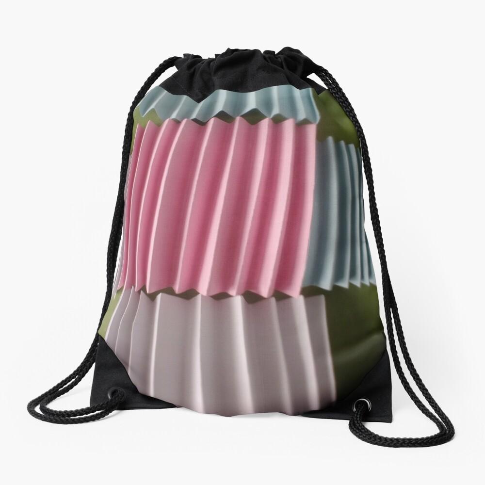New York Night Drawstring Bag