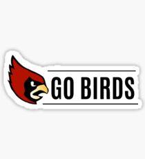 cua birds Sticker