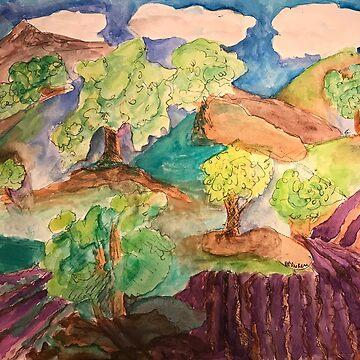 Lavender Dreams  by Dottiepvisker
