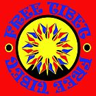 FREE TIBET 1 by MARTYMAGUS1