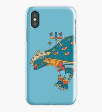 Dinosaur, from the AlphaPod collection iPhone Case