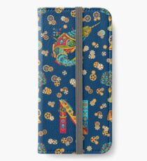 Narwhal, cool art from the AlphaPod Collection iPhone Wallet/Case/Skin