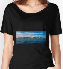 Waikiki Beachfront Women's Relaxed Fit T-Shirt
