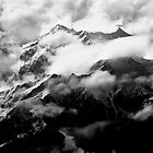 The Italian Alps by Bonnie Blanton
