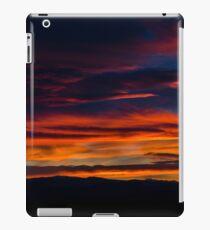 Broncos Sunset iPad Case/Skin