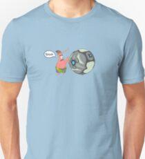 TOUCH THE BALL Unisex T-Shirt