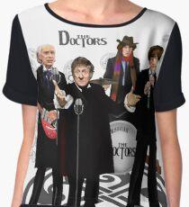 the Doctor Band Classic Chiffon Top