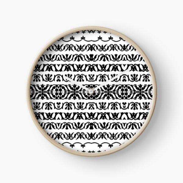 Ancient Fantastic Pattern Clock