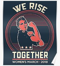Women We Rise Together Poster
