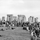 Stonehenge summer solstice 2003 by eleniphotos67