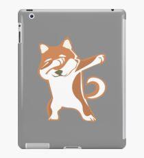 Dabbing Shiba Inu iPad Case/Skin