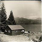 Cabin by Loch Maree. by eleniphotos67