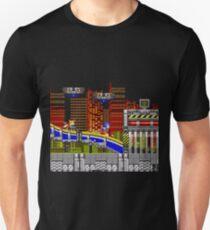 Chemical Plant Zone Unisex T-Shirt
