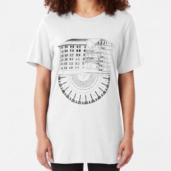 Panopticon Slim Fit T-Shirt