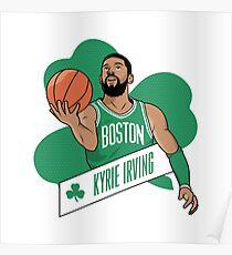 """KYRIE """"UNCLE DREW"""" IRVING Poster"""