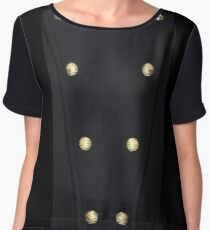 Punk clothing style ideas Chiffon Top