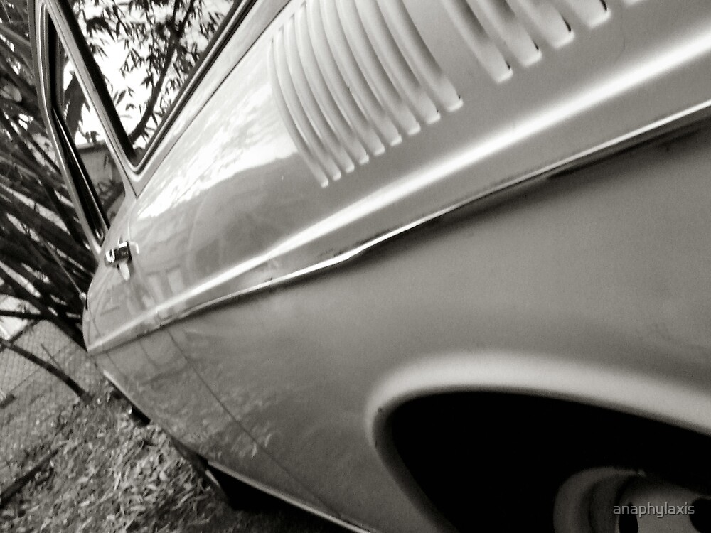 car by anaphylaxis