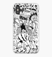 DzyMess No7 - Protec & Attac iPhone Case/Skin