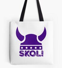 SKOL! Minnesota Vikings Chant Tote Bag