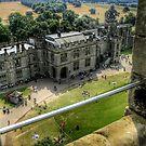 Warwick Castle. UK by hans p olsen