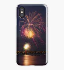 New Years Eve Fireworks iPhone Case/Skin