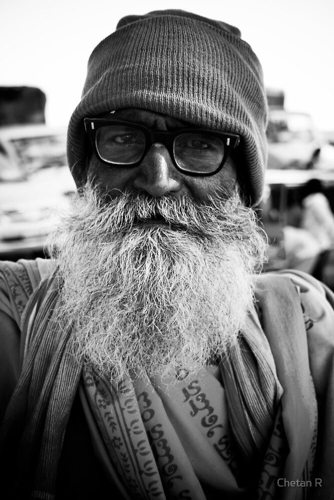 Indian Portraits10 by Chetan R