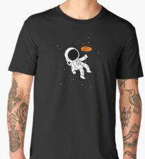 Speech Bubble Astronaut Men's Premium T-Shirt