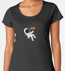 Speech Bubble Astronaut Women's Premium T-Shirt