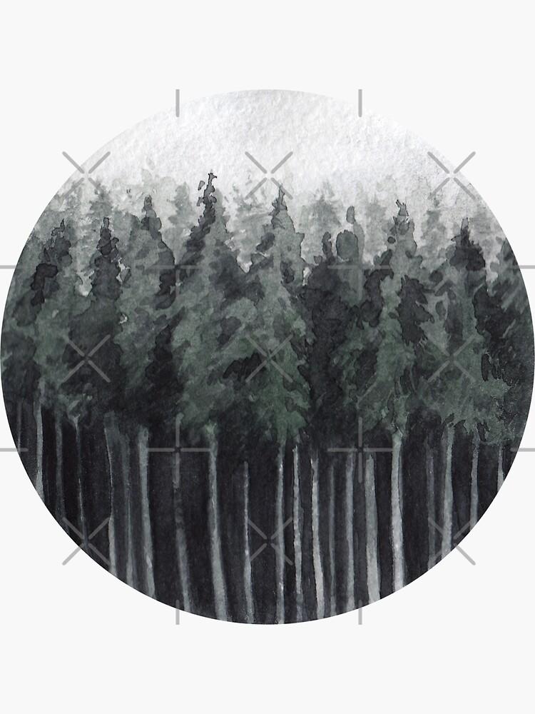 forest by kareanddesign