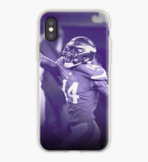 Minnesota Vikings Stefon Diggs vs Saints 2018 iPhone Case