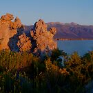 Mono Lake Tufa Tower Sunrise by MattGranz