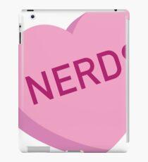 Nerds Candy Heart iPad Case/Skin
